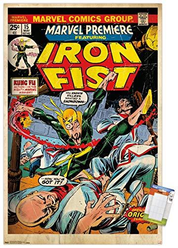 Trends International Marvel Comics - Iron Fist - Premiere...