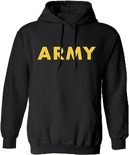 ZeroGravitee Military T-Shirts - Gold Army Logo T-Shirts, Sweatshirts and Hoodies