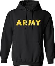 Interstate Apparel Mens Army Pug B1313 Gray Fleece Vest Hoodie