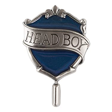 Wizarding World of Harry Potter Ravenclaw House Head Boy Metal Trading Pin