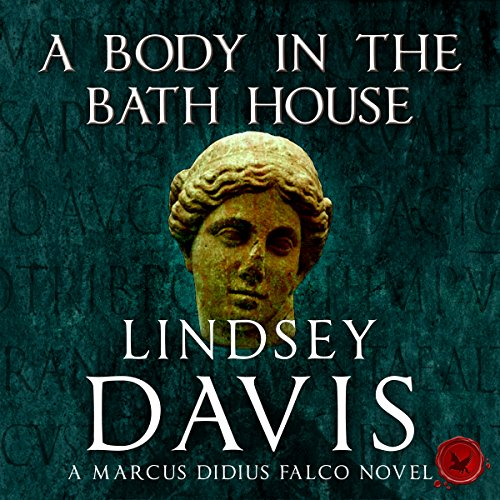 A Body in the Bath House cover art