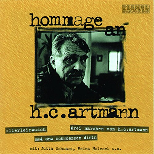 Hommage an H. C. Artmann audiobook cover art