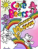 Carebear Coloring Book: Unofficial Carebear Coloring Books For Adults, Perfect Gift Birthday Or Holidays