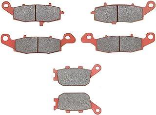 CBR 929 RR//CBR 954 RR 04-05 00-03 NC39 CBR 600 FS Sport 01-02 MEXITAL Pastillas de freno Delanteras para CB 1300 F3//F13 Non ABS 03-04 FS1//FS2 CB 1100 13-14 CB 400 SF4//5//S5