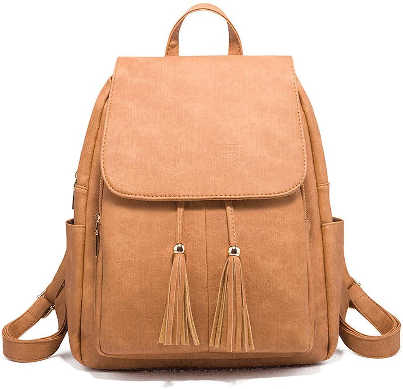 YKXIAOYU New Shoulder Bag Fashion Fashion Soft Skin Women's Shoulder Bag College Bag Bag