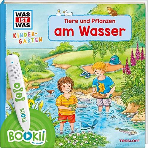 BOOKii® WAS IST WAS Kindergarten Tiere und Pflanzen am Wasser (BOOKii / Antippen, Spielen, Lernen)