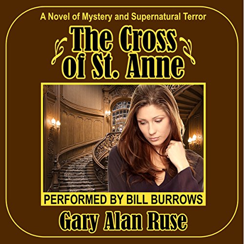 The Cross of St. Anne audiobook cover art