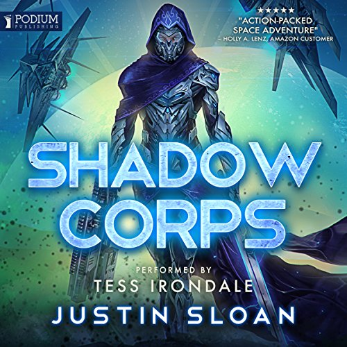 Shadow Corps cover art