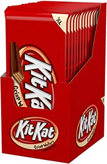 kit kat snack size nutrition