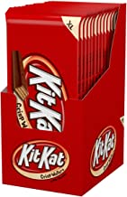 KIT KAT Chocolate Candy Bar, Extra Large for Holiday Gifts and Gift Bags (Pack of 12)