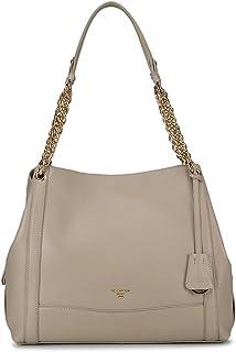 Grey Vianna Tote Bag