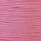 Paracord - Cuerda 325de 3 hilos de calidad comercial, 50 Feet, Rosa