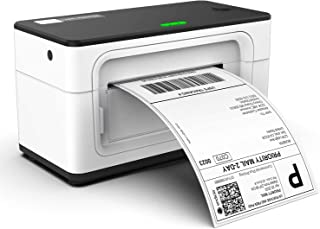 MUNBYN Label Printer, High Speed Direct USB Thermal Barcode 4×6 Shipping Label Printer Marker Writer Machine, One Click Se...