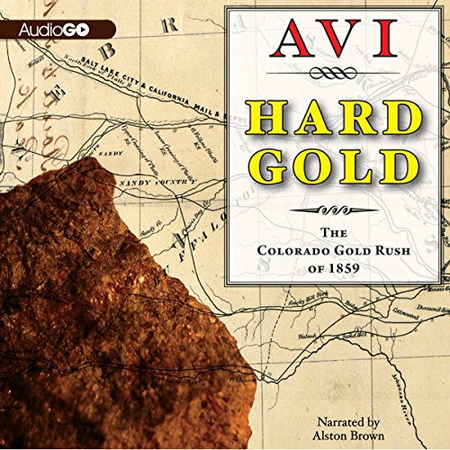 Hard Gold (I Witness) cover art