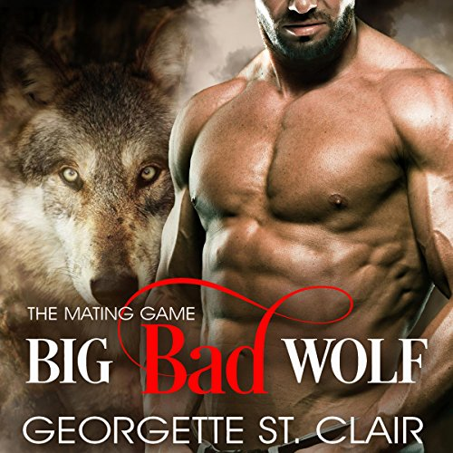 Big Bad Wolf audiobook cover art