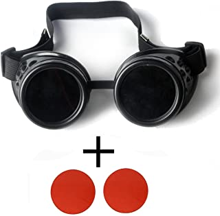 diy steampunk goggles cheap