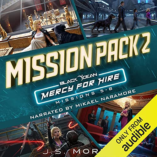 Mercy for Hire Mission Pack 2 cover art