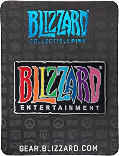 blizzard collectable pins