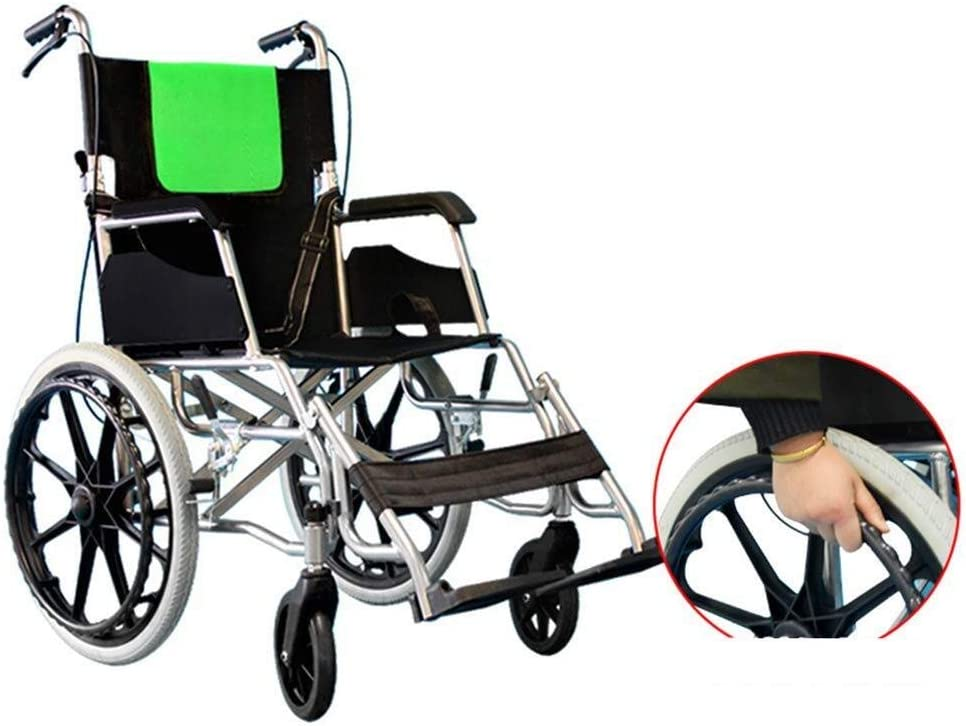 wheelchairs Lightweight Super-cheap Special price for a limited time Folding Portable Wheelchair self-propel