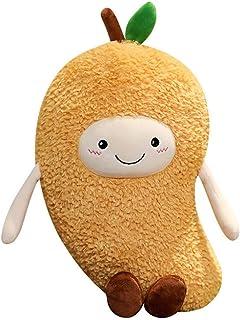 WEIWEI Realistic Toys 35CM/45CM Kawaii Chubby Plush Doll Soft Stuffed Toy Cute 3D Stuffed Plush Toy Mango Baby Animals Dol...