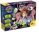 Lisciani Giochi Science-Crazy Anatomy Gioco per Bambini, Single, Multicolore, 80663