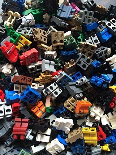 Auténtica Lego Minifigure Parts Pies (15 Piernas Lego)