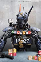 Chappie Poster 24 x 36in