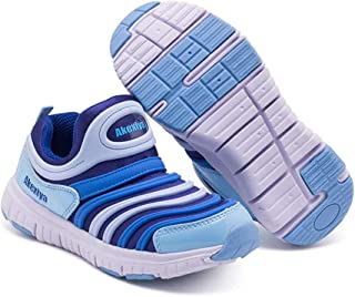 laideqi Baby Toddler Kids Soft Shoes Boys Girls Breathable Lightweight Sneakers