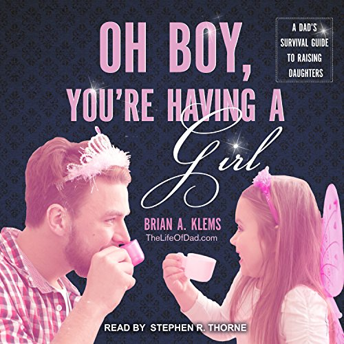 Oh Boy, You're Having a Girl audiobook cover art