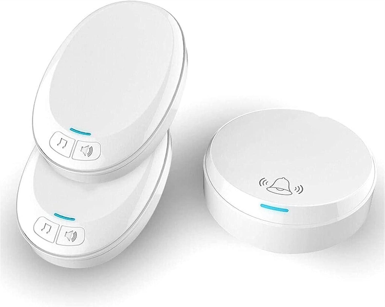 Fort Worth Mall EBWLI Waterproof Door Bell Doorbell Super Special SALE held Wireless