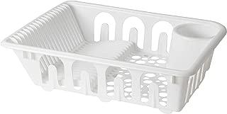 IKEA 401.769.50 Flundra Dish Drainer, White