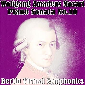 Wolfgang Amadeus Mozart Piano Sonata No. 10
