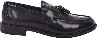 Ikon Mens Weaver Slip On Loafers Shoes