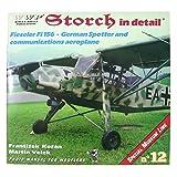 Storch in Detail - Fieseler Fi-156 - German Spotter and Communication Aeroplane
