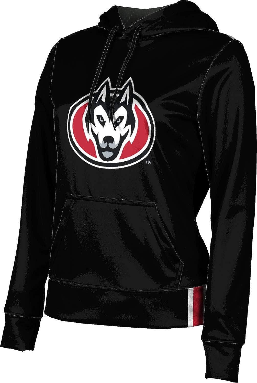 St. Cloud State University Girls' Pullover Hoodie, School Spirit Sweatshirt (Solid)