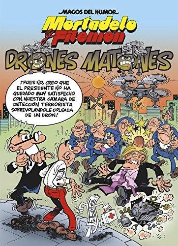 Magos Del Humor/ Wizards of Humor 185: Drones Matones / the Thugs Drones