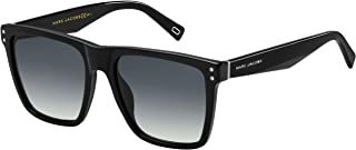 Marc Jacobs Marc119/s Square Sunglasses for Men + FREE Complimentary Eyewear Kit