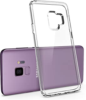Spigen Galaxy S9 Case Ultra Hybrid Crystal Clear 592CS22836