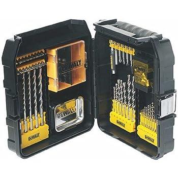 Dewalt Juego de Brocas y Puntas DT9283-QZ, 69 Piezas en maletín de Accesorios XL Maxisafe, Set: Amazon.es: Bricolaje y herramientas