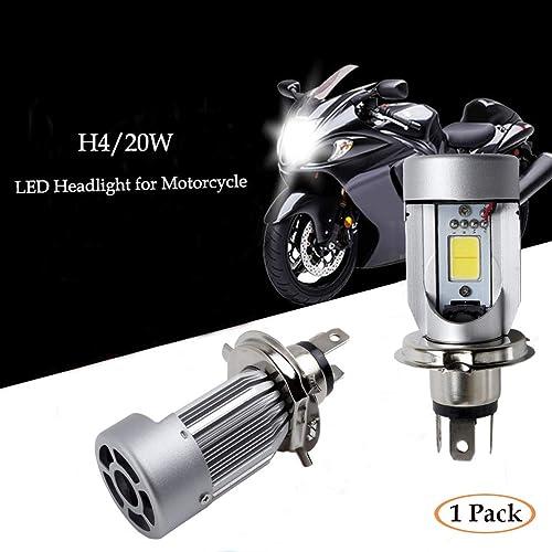 Ralbay H4 20W Hi/Lo COB LED Motor Bike/ciclomotor / Motocicleta/Scooter
