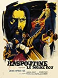 Posterazzi EVCMCDRATHFE005H Rasputin: The Mad Monk Movie Poster Masterprint, 11 x 17