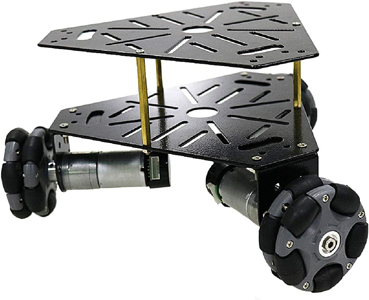 FLAMEER Doubledeck 3WD Omni Wheel 58MM Strong Strong Strong Power