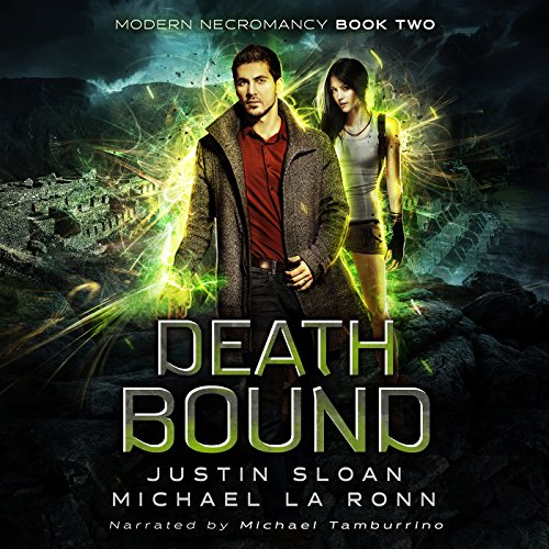 Death Bound audiobook cover art