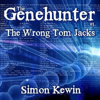 The Wrong Tom Jacks audiobook cover art