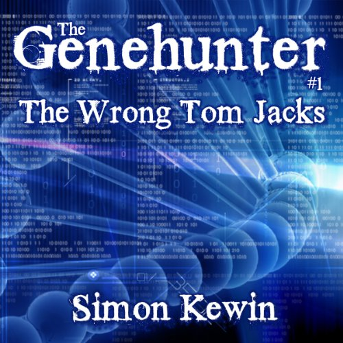The Wrong Tom Jacks audiobook cover art