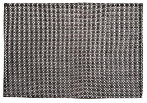 LACOR 66772 Spatule Striée-Table Silicone Gris 45 x 30 cm