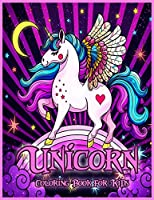 Unicorn Coloring Book for Kids: My First Book of Unicorns, Unicorn Coloring Book for Boys & Girls, (A Beautiful Collection of Unicorns)