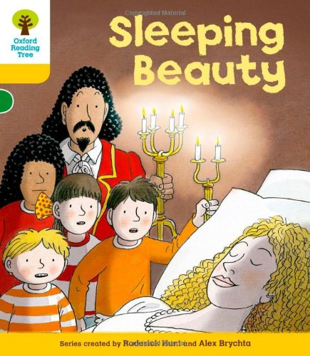 Oxford Reading Tree: Level 5: More Stories C: Sleeping Beautyの詳細を見る