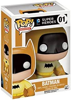 Batman 75th Anniversary Yellow Rainbow Batman Pop! Vinyl Figure