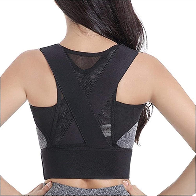 XMSM Full Surprise price Back Denver Mall Posture Corretion Shoulder Support Spine Lum Belt